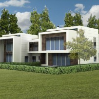 Villa abbinata 829