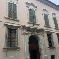Palazzo Omozzoli Parisetti